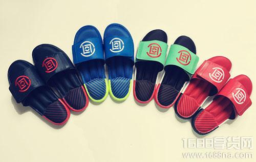 厂家直销NB新百伦、阿迪达斯明星同款时尚拖鞋沙滩鞋微商代理一手货源