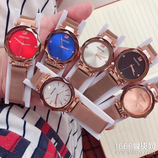 大牌手表微商货源,原单卡西欧、阿玛尼满天星手表一件代发