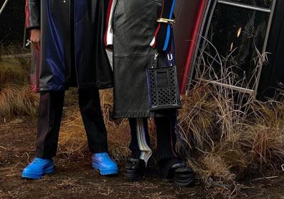 AMBUSH和Converse联名鞋款什么时候出 AMBUSH是什么牌子?