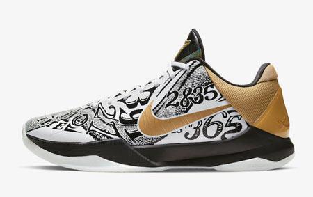 Kobe 5 protro发售时间 科比球鞋涨价了多少