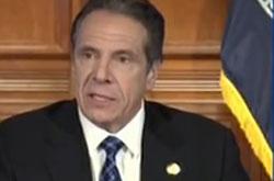 纽约州长:新冠病毒从欧洲传入本地 而非中国