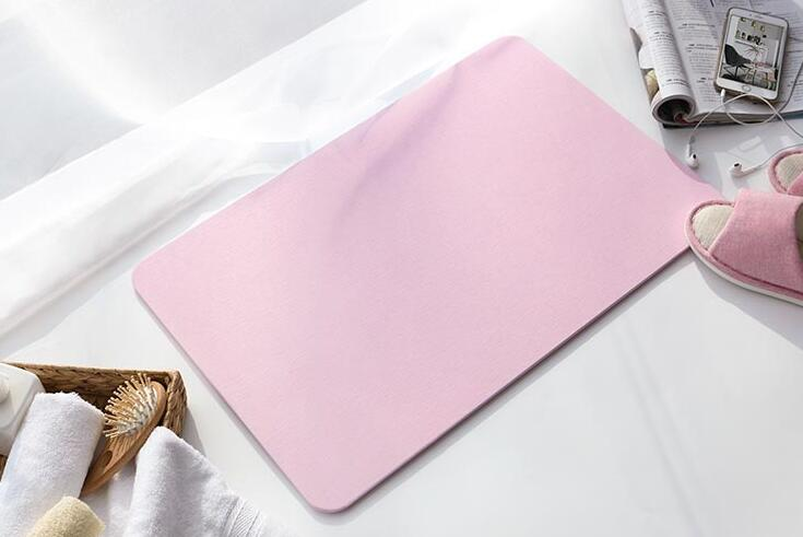 诚招全国经销!硅藻土浴室脚垫、硅藻土皂垫,引领健康新风尚