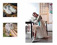 厂家直供 原创手工布鞋诚招代理 批发 一件代发